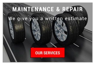 Maintenance & repair | Our services