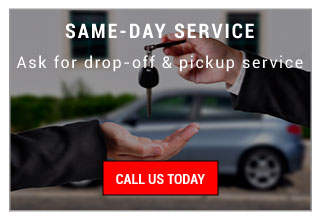 Same day service | Call us today